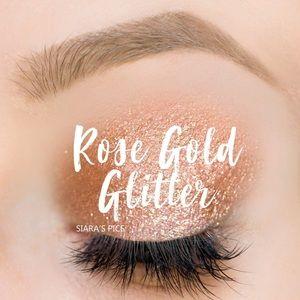 ShadowSense - Rose Gold Glitter